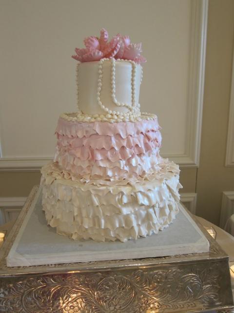 Vintage Elegant Bridal Shower Dessert Table Sweet
