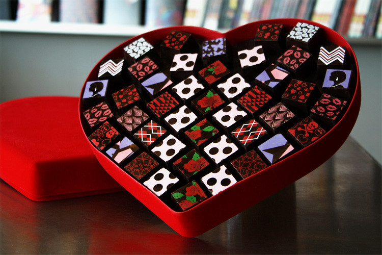 A Valentine's Day box!