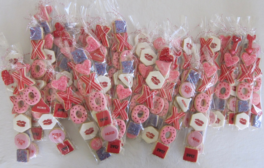Our Valentine's Minis!!