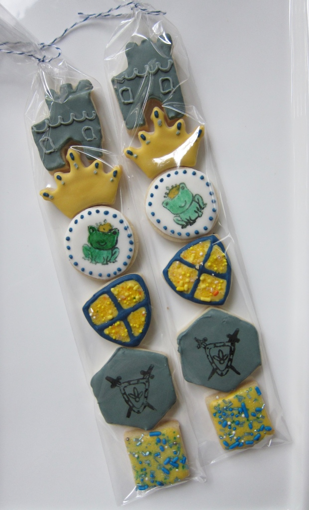 Favors for a Little Prince or Knight!!